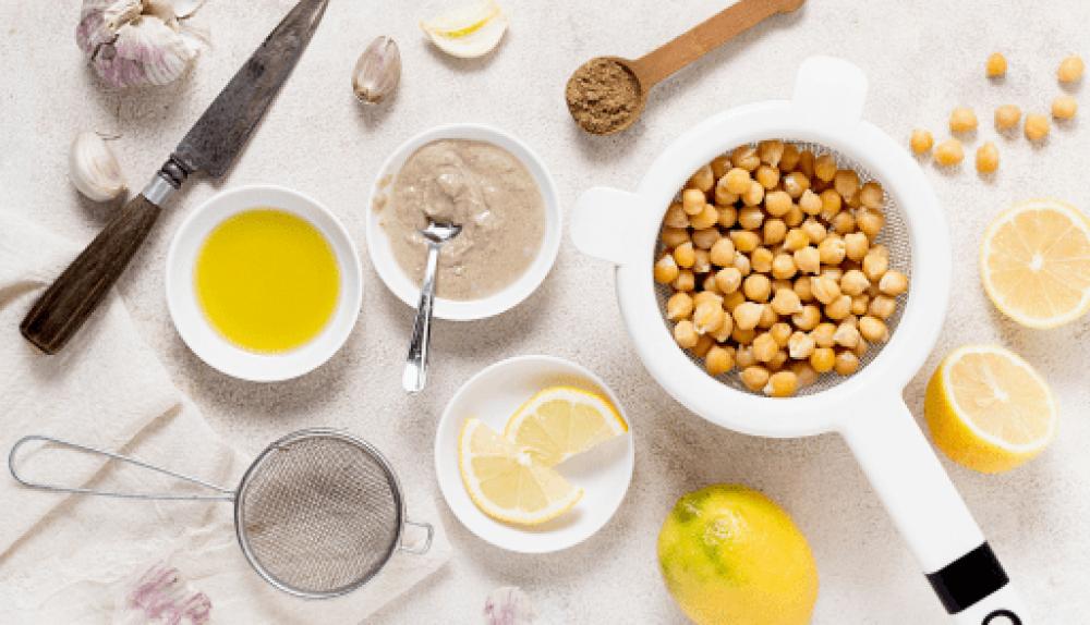 Хумус - рецепт приготовления